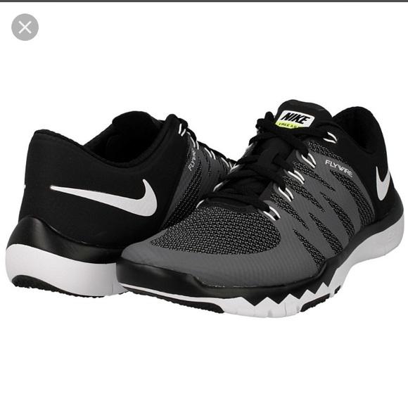 new styles 6abdb 04ba4 Men's Nike Free 5.0 Flywire sneakers Sz 8.5